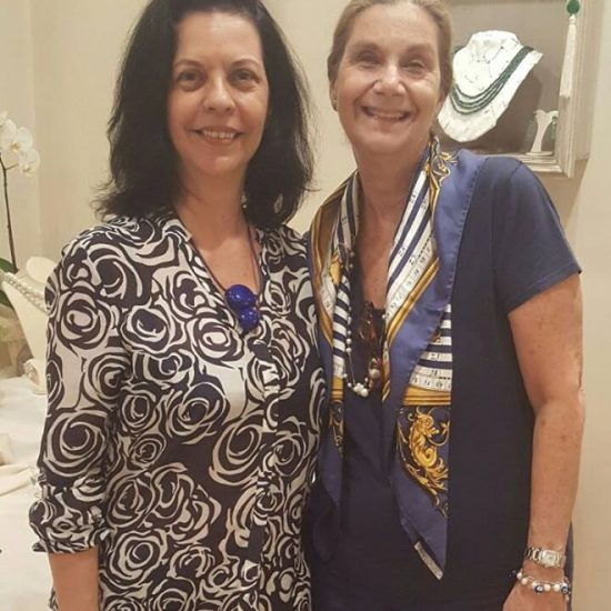 Martha Pagy no Lançamento da Coleção Esperança - Mai 2017