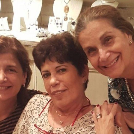 Julia Menezes e Maria Emilia Varjão - Expo Nov 2016